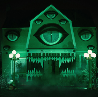 Big Scare: Halloween ideas for the perfect horror show