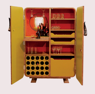 Fine Taste: 7 beautiful bar units for every kind of living room