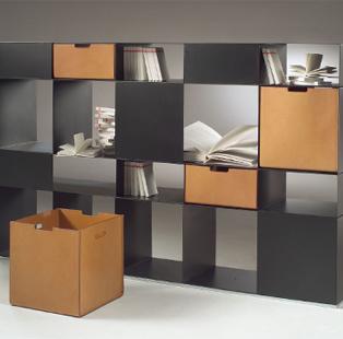 Shelf Life: Flexform's Infinity Book Shelf celebrates its 10th Anniversary