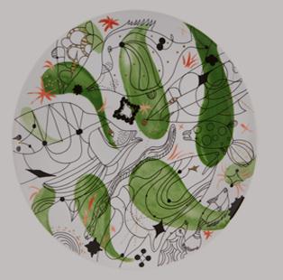 #EDDesignerFind: Vista Alegre's Folkifunki collection of tableware by Jaime Hayon