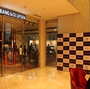 Bang & Olufsen launches its flagship store in Mumbai