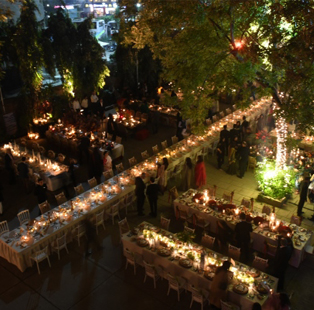 Everything you missed at the spectacular ED Dinner With Friends