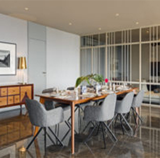 5 dining room inspiration from our June-July issue