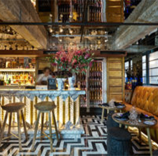 Designer Timothy Oulton crafts his first restaurant in Hong Kong