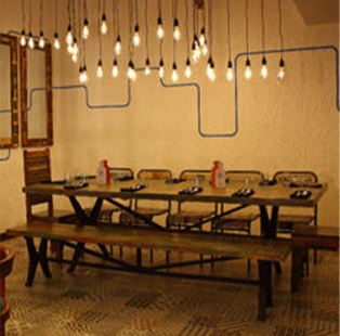 Bombay Brasserie reimagines a sensory affair to create a dining experience that blends the old and the new