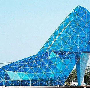 World's most eclectic novelty architecture