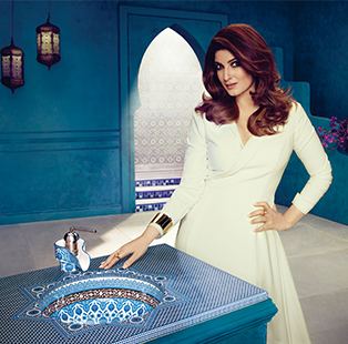Twinkle Khanna talks about the Colours by Kohler India Palette and shares a few personal tidbits