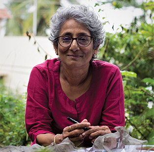 Chitra Vishwanath on architecture's role in conserving and protecting the environment