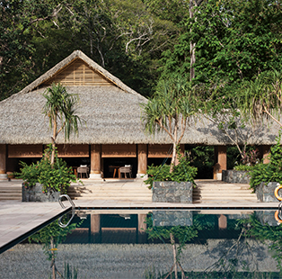 Get some R&R at Malaysia's first luxury resort—the iconic Datai Hotel
