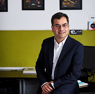 5 Questions with Salil Sadanandan, President for Kohler Kitchen and Bath, South Asia, Middle East and Sub Saharan Africa