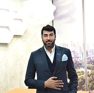 5 questions with Mukesh Savlani, CEO of Welspun Flooring