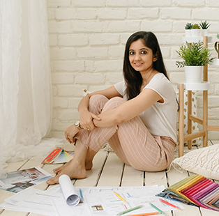 Shweta Jain's interior design studio Space Karma infuses sustainable elements and promises to turn your dreams into reality