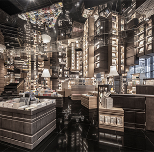 A bookstore from the future: Inside Ningbo Zhongshuge, Li Xiang's visionary design marvel