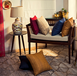 Revamp your home this festive season with Fabindia's latest collection that unites nostalgia and modernism
