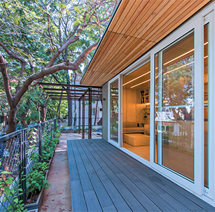 Zen Den by architect Anshul Chodha of Sanctuary Architects and Designers is a revolutionary step towards green micro housing
