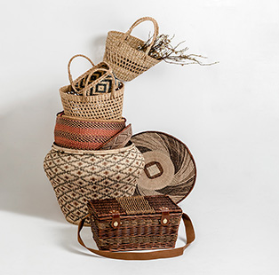 #TrendAlert Cane Webbing: Weave a nostalgic tale with alluring 80s-style wicker furniture and accessories