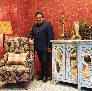 5 questions with Amit Syngle, MD & CEO of Asian Paints