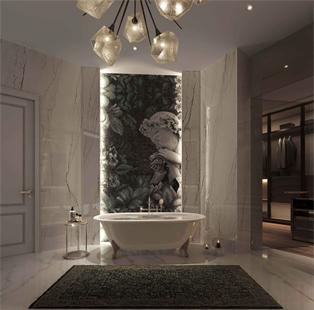 #EDLoves these lavish bathrooms by Aparna Kaushik