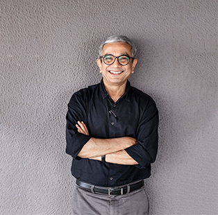 Multiple award winning architect, urbanist and academician, Dr Bimal Patel gives insights into his profound and collectivistic approach to his profession