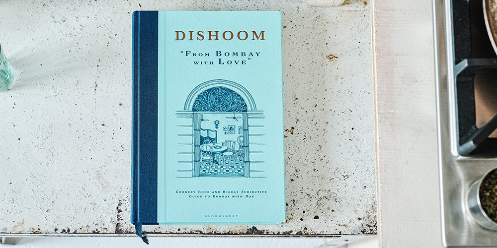 Dishoom: From Bombay with Love by co-Authors Naved Nasir, Kavi and Shamil Thakrar