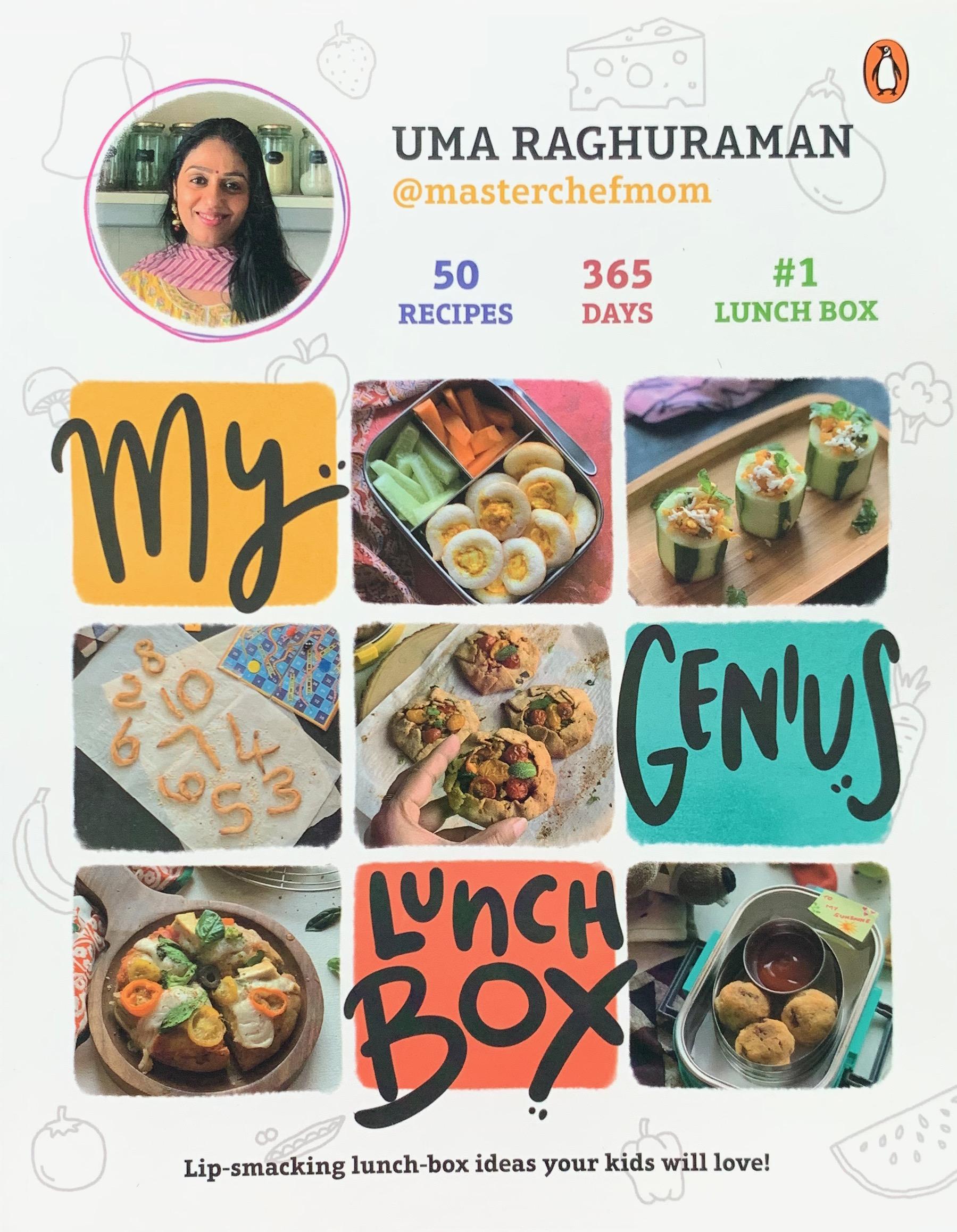 My Genius Lunch Box by Uma Raghuraman