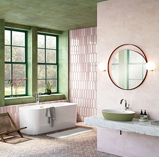 Artis, Villeroy & Boch's new range of colour curated washbasins brings style and statement to bathrooms