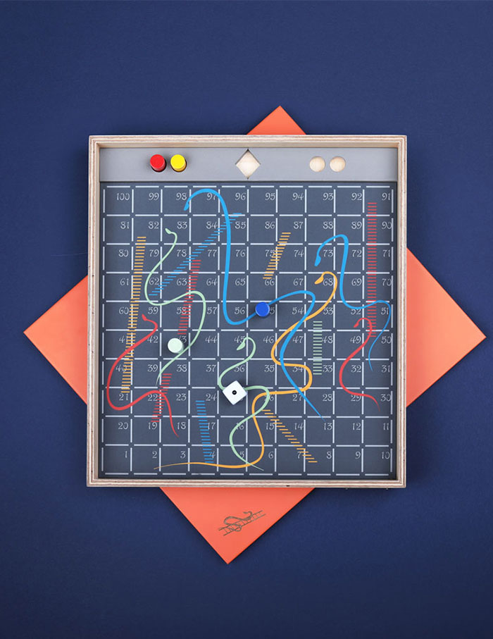 Taamaa – Prisma Snakes and Ladders