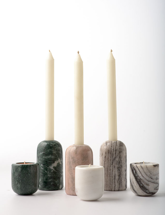 Cosmos Candle Holder by KOY