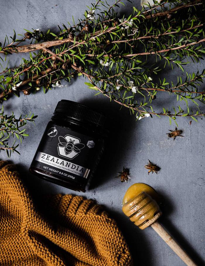 Mānuka Honey by Zealandia
