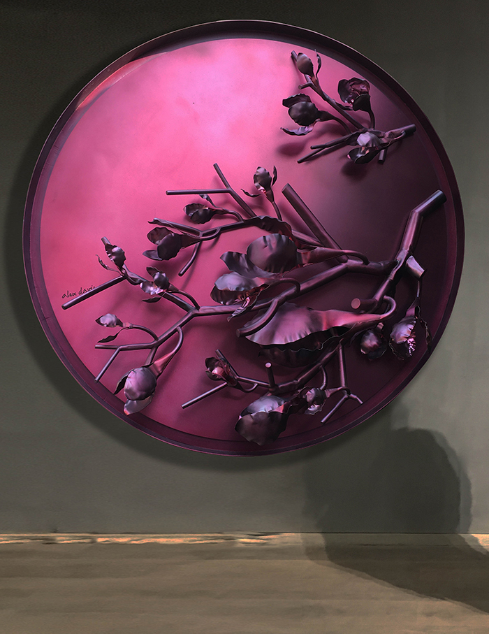 Moody Blooms by Alex Davis