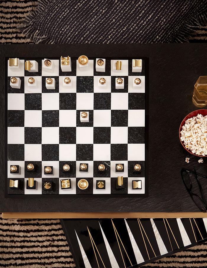 Chess Set by L'Objet