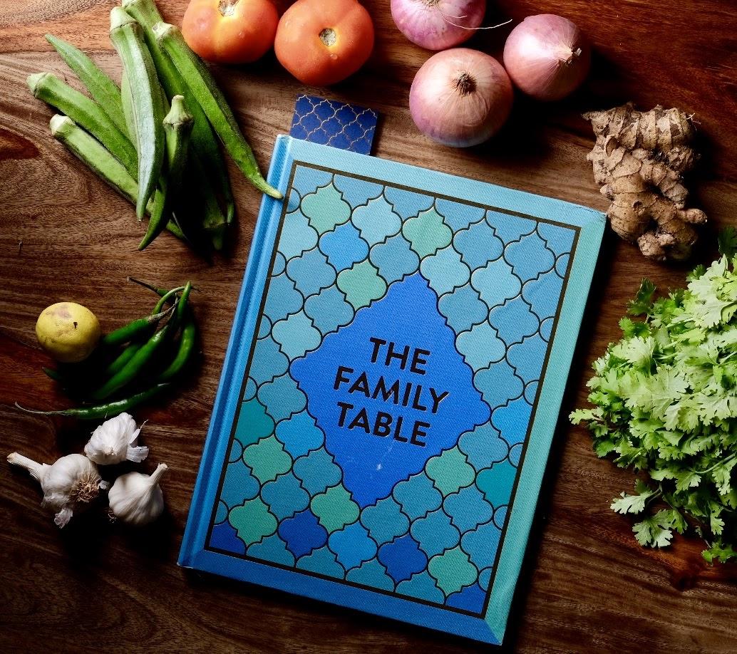 The Family Table by Aysha Tanya
