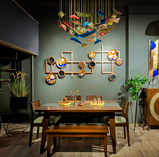 Baaya's Experience Centre in Andheri opens your eyes to intangible aspects of home decor design