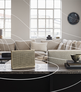Beosound Level from Bang & Olufsen reinvents flexible home audio