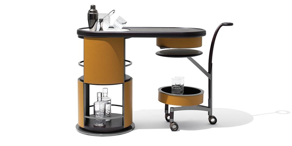 Host Bar Cabinet & Trolley