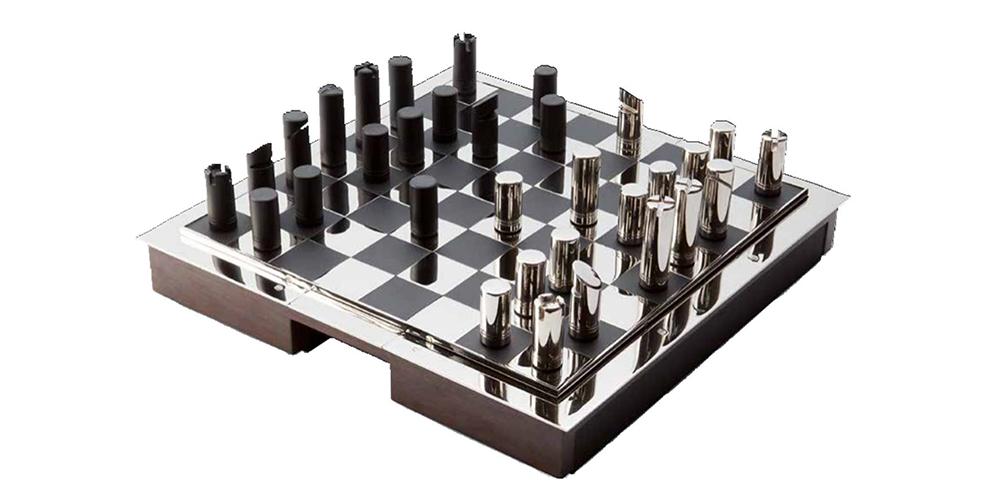 Sutton Chess Set by Ralph Lauren