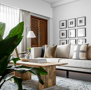 Sunita Yogesh creates a realm of tranquility and solace in this Chennai home